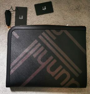 Dunhill Large Leather Folio