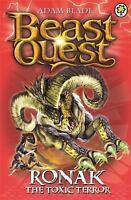 Beast Quest: 88: Ronak the Toxic Terror Blade, Adam Good