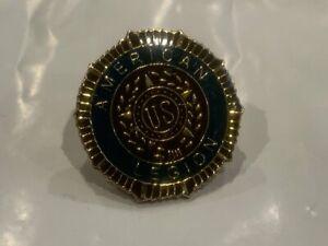 American US Legion Logo Lapel Hat Pin