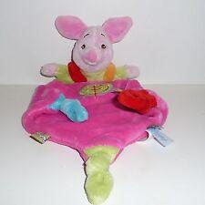 Doudou Cochon Porcinet Disney Nicotoy - Arbre Oiseau