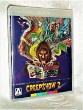 Creepshow 2 (Special Edition) (Blu-ray, 2016) NEW Tom Savini Stephen King horror