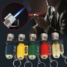 2017 5Colors Empty Lighter Jet Refillable Butane Lighter No Butane Lighter