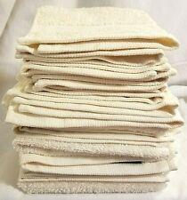 8 PCS Ralph Lauren Hand Towel & Face Towel AVENUE SET Tallow NEW