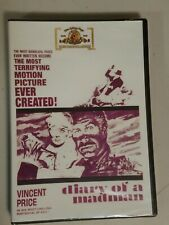 Diary Of A Madman DVD Vincent Price, Nancy Kovack
