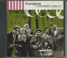 "CD ""Funnjazz"" by The Big Money Jazz Band - Rare! - FREE SHIPPING!"
