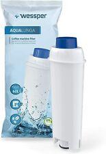 Wessper Kaffeemaschinenwasserfilterersatz, Kompatibel mit DeLonghi seria EC