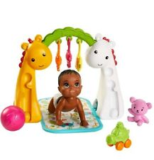 NEW Barbie Skipper Babysitters Inc Baby w/play Accessories  GHV85 - Krissy doll