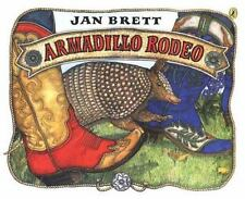 Armadillo Rodeo by Jan Brett (2004, Paperback)