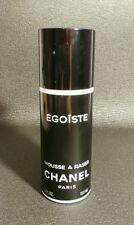 Chanel EGOISTE Mousse a raser vintage version 150 ml