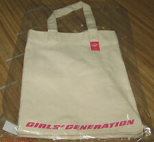 GIRLS' GENERATION 2013 WORLD TOUR GIRLS & PEACE IN SEOUL GOODS CANVAS TOTE BAG