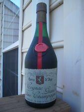 """LHERAUD """"Hors-d' 'AGE"""" très vieux RARE BELLE Cognac Bouteille!!!"""