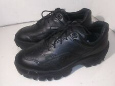 Rocky 5101 Women's US Made Berry Compliant TMC Postal-Approved Duty Oxfords Sz 6