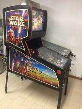 pinball machine star wars williams pinball