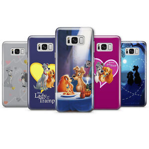 LADY AND THE TRAMP DISNEY PHONE CASES & COVERS FOR SAMSUNG S8 S9 S10 NOTE 9 10