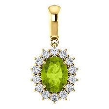 3ctw Diamond 14k Yellow Gold Necklace