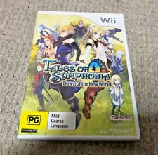 Tales Of Symphonia Dawn Of The New World Nintendo Wii Game AU Release