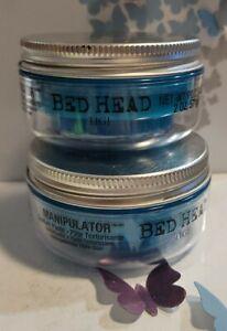 TIGI Bed Head Manipulator Texture Paste 2 OZ Set of 2 **FREE SHIPPING**