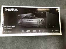 Yamaha AVENTAGE 7.2 Channel Black AV Receiver  RX-A880 Brand New Free Shipping