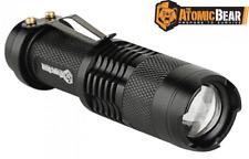 SWAT Tactical LED Flashlight - Small and Powerful Pocket Size LED Flashlight
