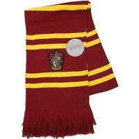 Scarf Official Harry Potter Gryffindor Magic Hogwarts Original Warner Bros