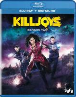 Killjoys: Season 2 (Blu-ray + Digital HD) (Blu New Blu