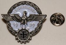 Reichssieger 1939 Siegesabzeichen f. Wettkampf l Anstecker l Abzeichen l Pin 273
