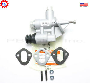 DCEC fuel lift pump Kit with  for Dodge Cummins 5.9L 6bt, 12V engine 1994-1998