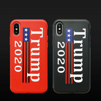 Case Trump 2020 Mobile Phone Shell For iPhone X XS MAX XR 8 7 6 6S Plus