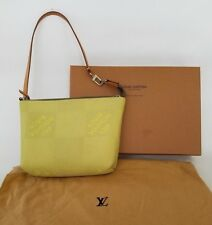 LOUIS VUITTON CUP Limited Edition Yellow Volunteer with Box and Cover