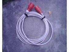 Prolunga elettrica industriale (da Cantiere) 30 metri - IP67 - 380 - 16/6h - 3P+
