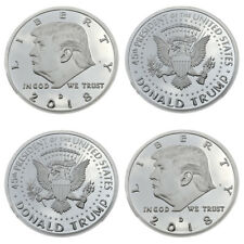 2018 Donald Trump Commemorative Eagle Coin US President Inaugural 45th President