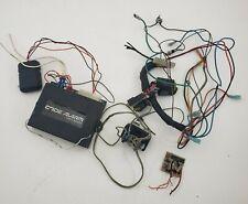 Old School Code Alarm Pro 3000 & Pp-T20 Shock Sensor Vintage Radwood Rad Wood