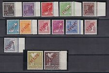 Postfrische Briefmarken aus Berlin (1949-1990) mit BPP-Fotoattest