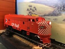 Tyco F unit. C.P Rail #979. Boxed.