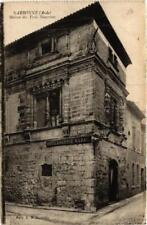 CPA Narbonne Maison des Trois Nourrices (618081)