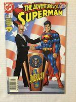 Adventures of Superman #586 DC 2001