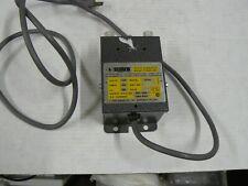 SIMCO H-164 STATIC ELIMINATOR POWER UNIT IP:.25A 120V OP:4KV