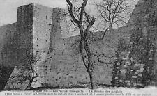 CPA 77160 PROVINS Vieux remparts brèche des Anglais ca1921