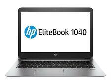 "HP EliteBook Folio 1040 G3 14""  I7-6600U 2.6 GHz 16GB 256GB SSD Windows 10 Pro"