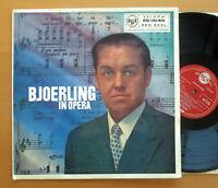 RB 16149 Bjoerling In Opera Jussi Bjoerling RCA ED1 Mono NM/EX