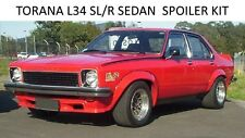 TORANA LH - LX L34 SEDAN SPOILER KIT