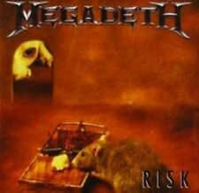 Megadeth - Risk (NEW CD)