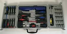 40 Piece Home DIY Tool Kit Set In Compact Storage Carry Case