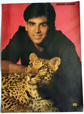 Bollywood India Actor Poster - Akshay Kumar - 12 inch X 16 inch