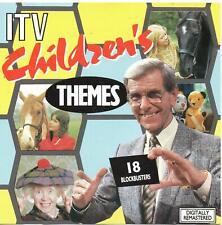 ITV CHILDREN'S THEMES (1989) 18 TRACKS