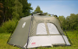 Coleman Instant Tourer 4 NEW Tent Pop Up Family 4 Person Berth Festival Camping