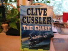 The Chase 1 by Clive Cussler (2007, Hardcover) EX- Library