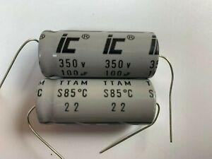 47UF Radiale 350V Part # ECA2VHG470 Condensatore