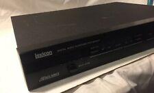 Vintage Lexicon CP-2 Digital Audio Environment Processor