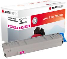 CARTUCCIA TONER AGFA PER OK MC 861 + COLORE MAGENTA 44059254